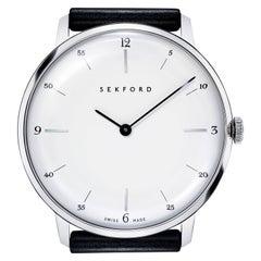 Sekford, Type 1A, White Dial