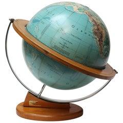 Cartocraft Visual-Relief Globe