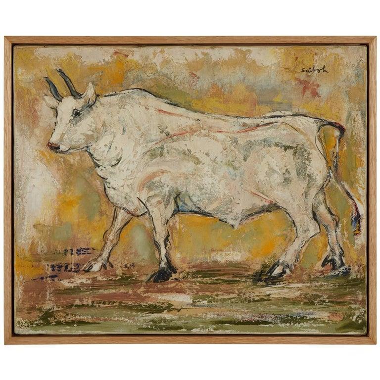 Masao Saitoh Painting For Sale