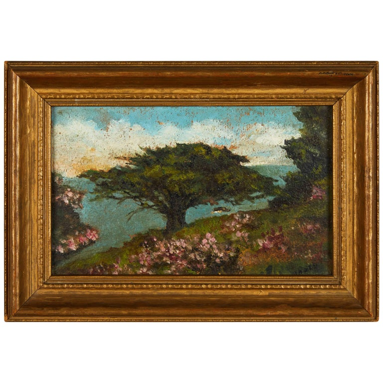 California Coast Landscape, Small