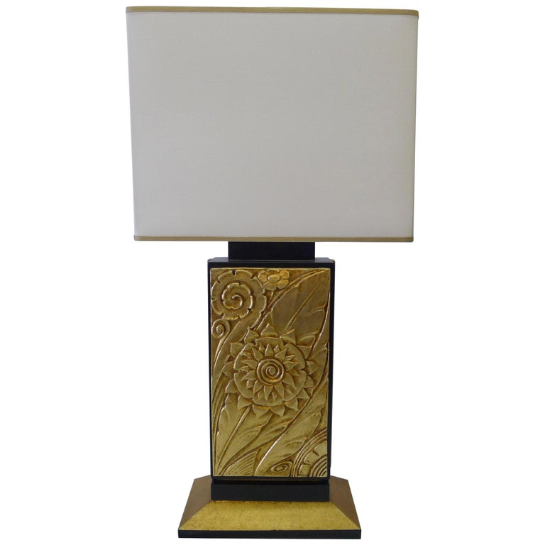 Art Deco Style Modern Table Lamp by Paul Marra For Sale