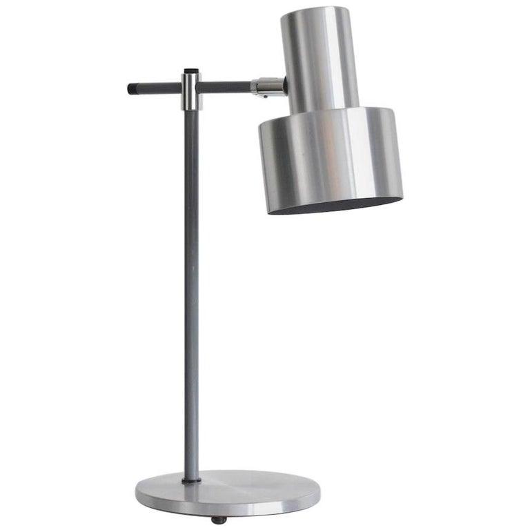 1960s Jo Hammerborg table lamp Lento Fog & Mørup Denmark