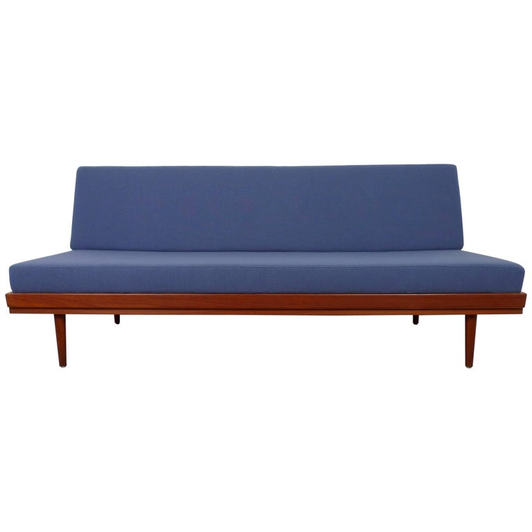 Daybed in Teak from Walter Knoll, Germany, 1950s