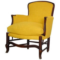 19th Century French Country Armchair