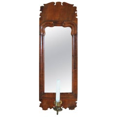 Georgian Sconce Mirror, Origin England, circa 1780