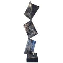 Brutalist Style Sculpture