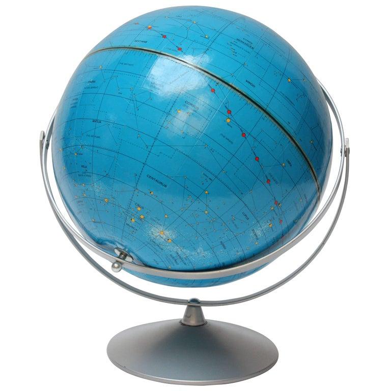 1971 Replogle 'Apollo' Celestial Globe