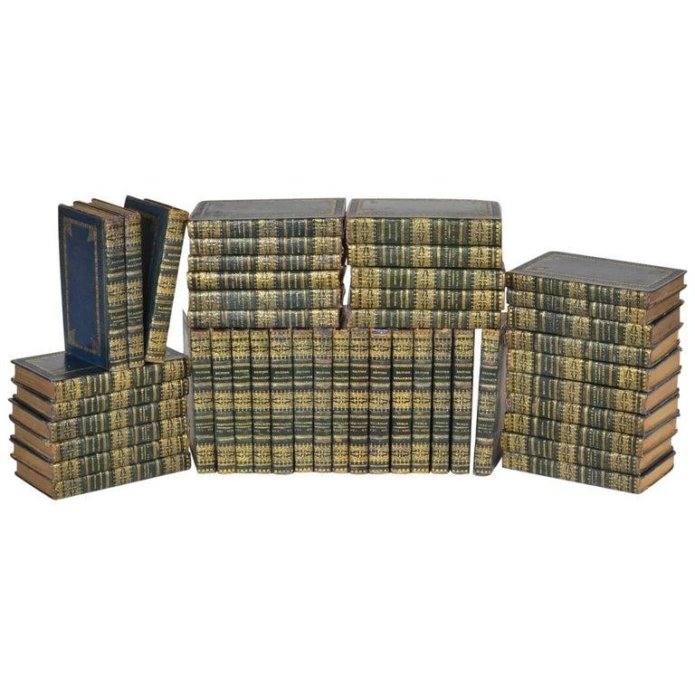 British Essayists, Complete Set in 45 Volumes, 1819