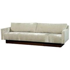 Vintage 1970s Mid-Century Modern Sofa