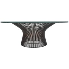 Warren Platner Bronze Coffee Table