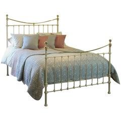 Cream Antique Bed, MK145