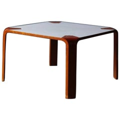 Antler Coffee Table by Junzo Sakakura for Tendo Mokko