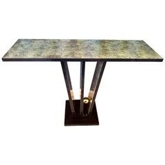 Design Console Table Oxide
