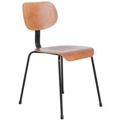Industrial Chair by Willy Van Der Meeren for Tubax