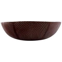 Royal Copenhagen Circular Stoneware Bowl