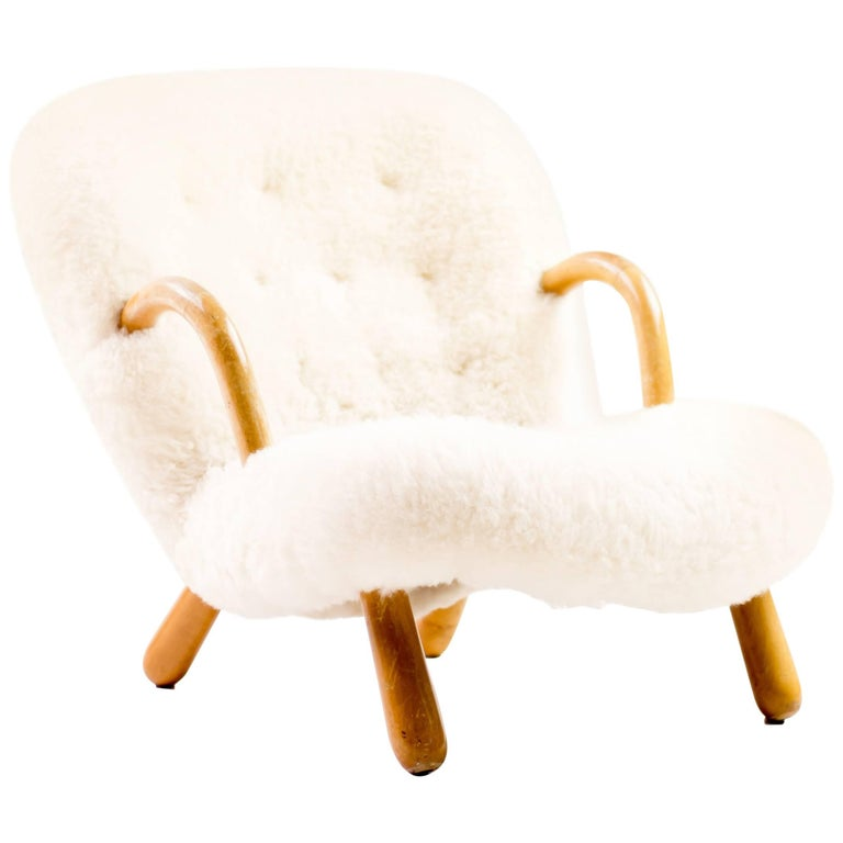 Lounge Chair Designed by Philip Arctander
