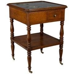 19th Century Louis Philippe Rafraichissoir or Wine Table