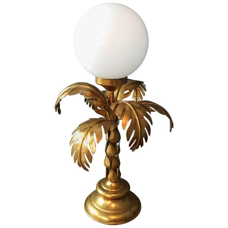 Hans Kogl Palm Tree Desk Lamp For