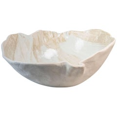 "Centrepiece Ceramic by Claire De Lavallee ""Large Shell"""