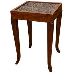 Artisan Made Tile Table