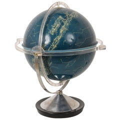 Stellar Luminous Globe, Astronomic, Constellation, Italy, 1960s