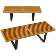 George Nelson for Herman Miller Slat Benches