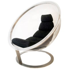 Bubble Chair by Christian Daninos, Laroche Edition, France, 1968