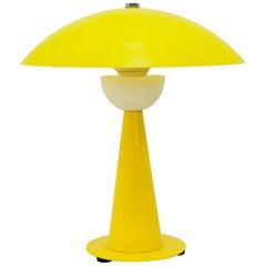Aluminor France Bright Yellow Table Lamp