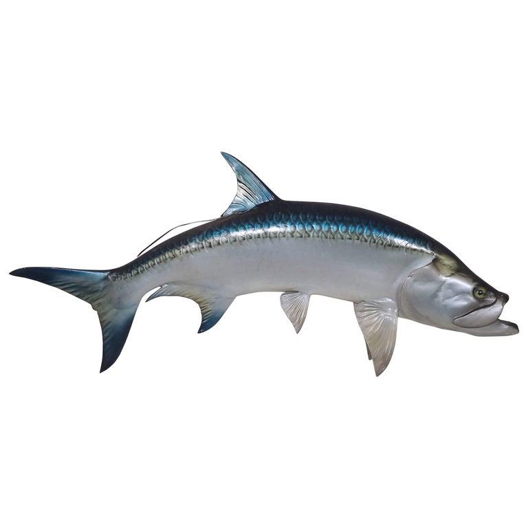 Large Wall Mounted Sea Bass