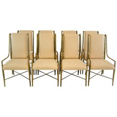 """Imperial"" Dining Room Chairs by Weiman / Warren Lloyd for Mastercraft"