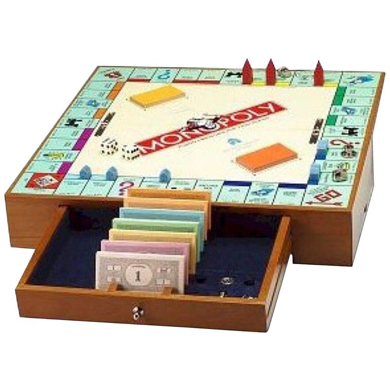 Michael Graves Monopoly Set, 2002 For Sale