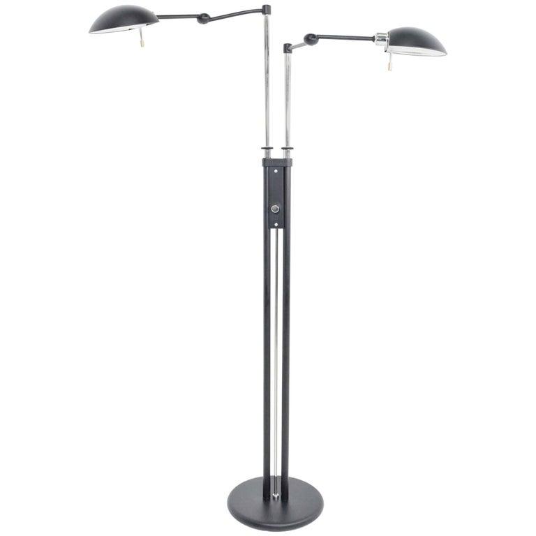 German Holtkoetter Model 2505 Floor Lamp