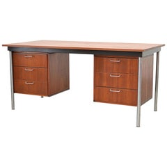 "Pastoe ""Made to Measure"" Series Executive Desk"