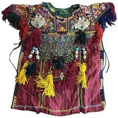 Uzbek/ Turkmen/ Karakalpak Nomadic Child's Ceremonial Garment