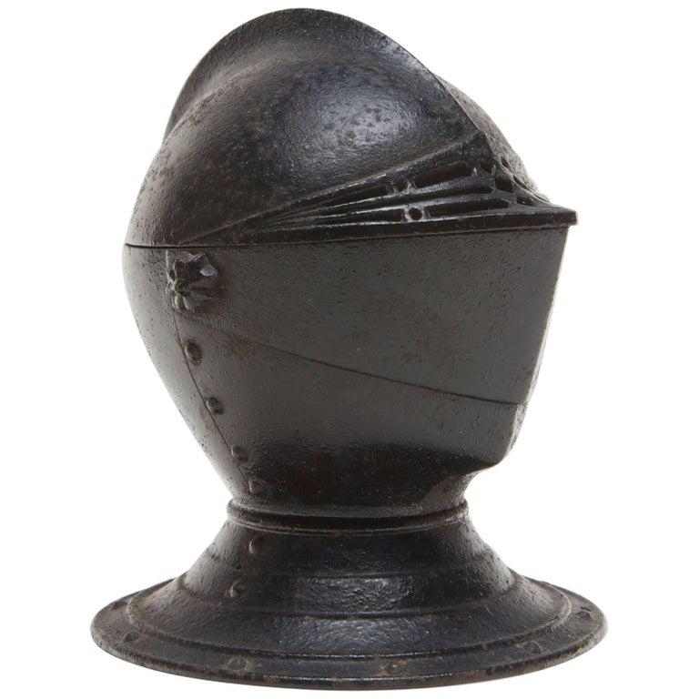 Knights Helmet Ink Well
