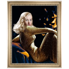 Veronica Lake, After Hollywood Regency Photo by George Hurrell, Art Deco Era