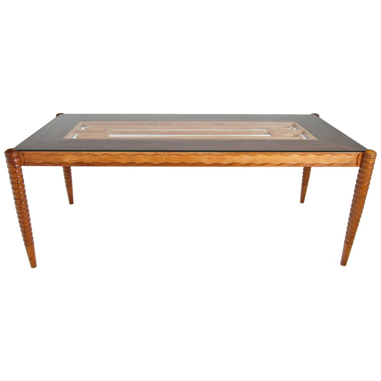 Dining Table, Italy Mid-20th Century For Sale