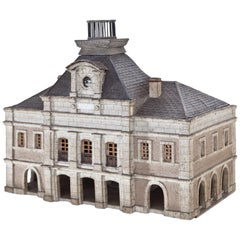 Architectural Model, First Half of the 19th Century