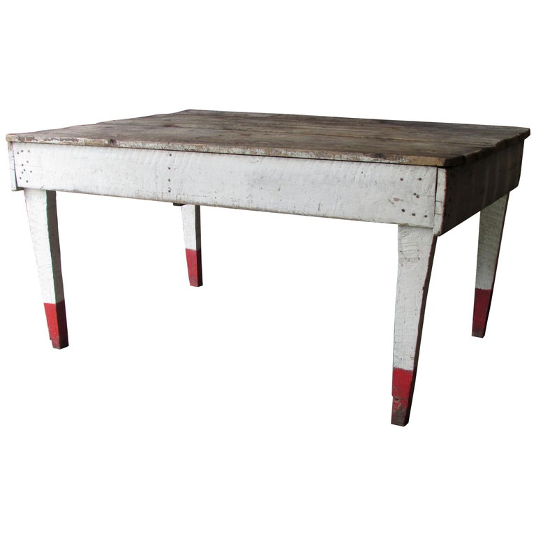 Rustic Farm Table For Sale