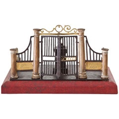 Model of a Gate, France, Dated 1838