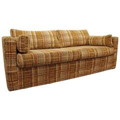 Mid-Century Modern Dunbar Loveseat Sleeper Sofa