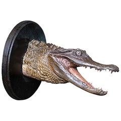 Croc Head Mount