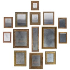 Collection of Moroccan Mosaic Framed Mirrors
