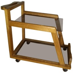 Guillerme et Chambron Bar Cart