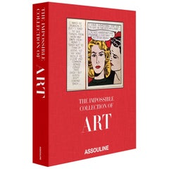 """The Impossible Collection of Art"" Book"