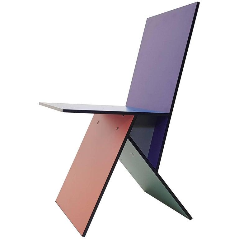 Verner Panton 'Vilbert' Chair for Ikea, 1993