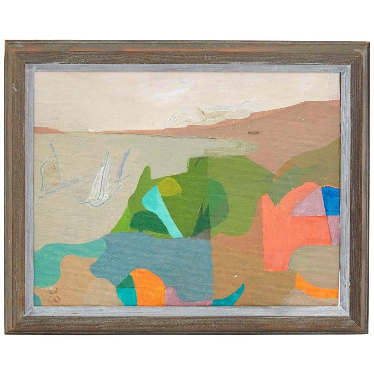 Swedish Abstract Painting