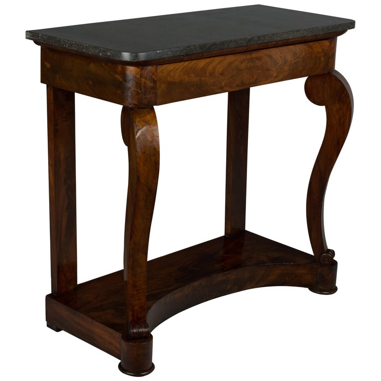19th Century French Louis-Philippe Console For Sale