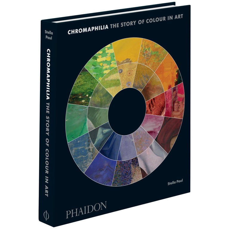 Chromaphilia: The Story of Color in Art book