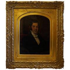New York Gentleman Oil on Canvas